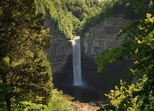 Taughannock Falls is a short drive from the Inn