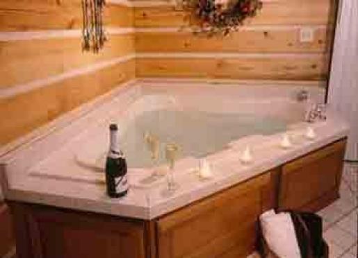 Luxury Whirlpool Tubs