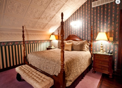 Governor's Suite Bedroom