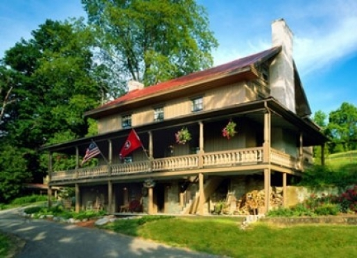 Landscaping Rock Johnson City Tn : Bed and breakfast association of tennessee monteagle