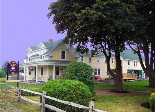 The Elmere House Bed And Breakfast Wells Maine