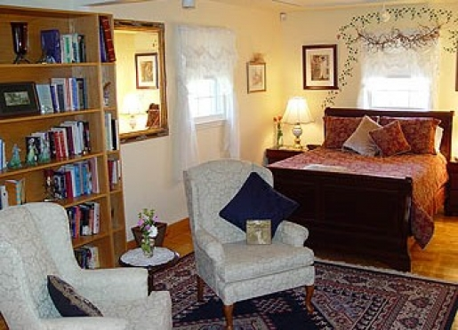 The Library Room Suite