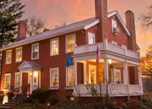 Applewood Manor Inn Bed & Breakfast - Asheville, North Carolina