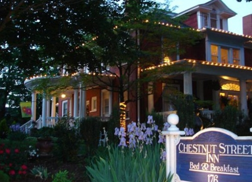 Chestnut Street Inn - Asheville, North Carolina