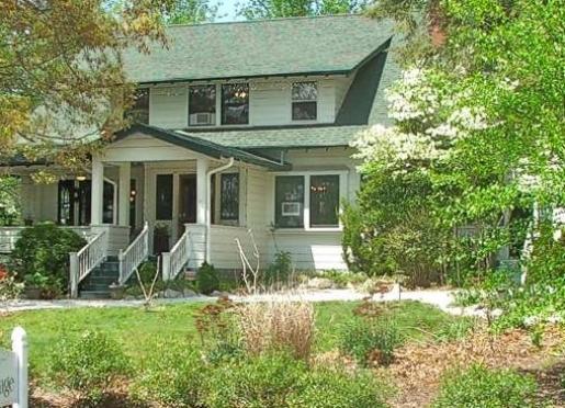 Oakland Cottage B&B - Asheville, North Carolina