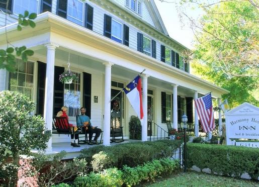 Harmony House Inn - New Bern, North Carolina