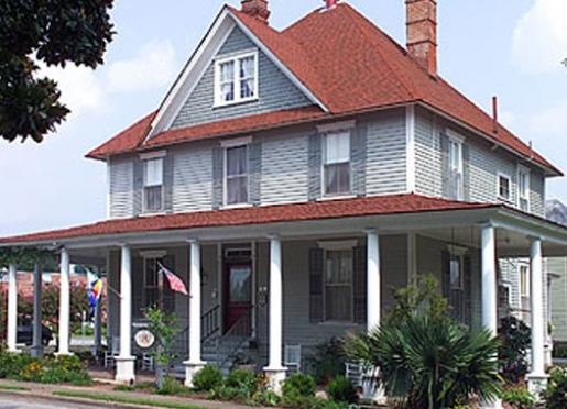 The Moss House Bed and Breakfast - Washington, North Carolina
