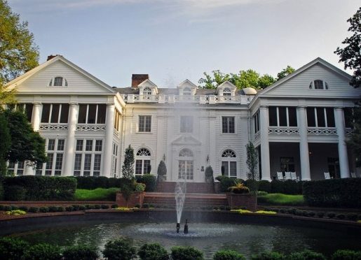 The Duke Mansion - Charlotte, North Carolina