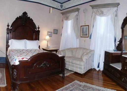 Sarah Brady Guestroom