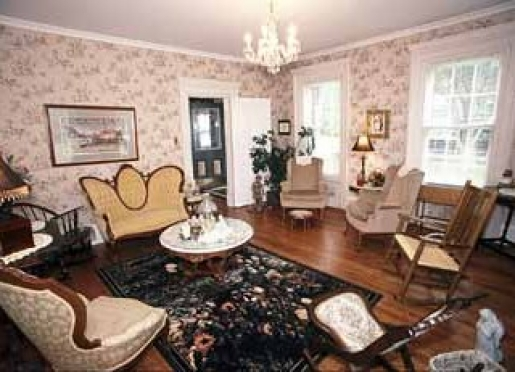Aunt Margie's Sitting Room