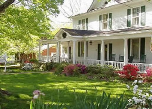 Rosemary House Bed and Breakfast - Pittsboro, North Carolina