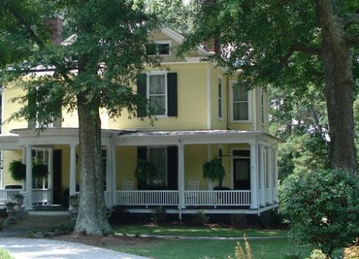 Ivy Bed & Breakfast - Warrenton, North Carolina