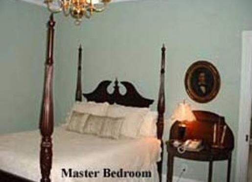 Millstone Master Bedroom