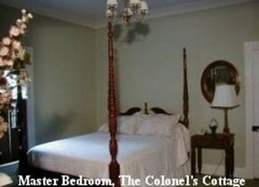 Pioneer Park Master Bedroom