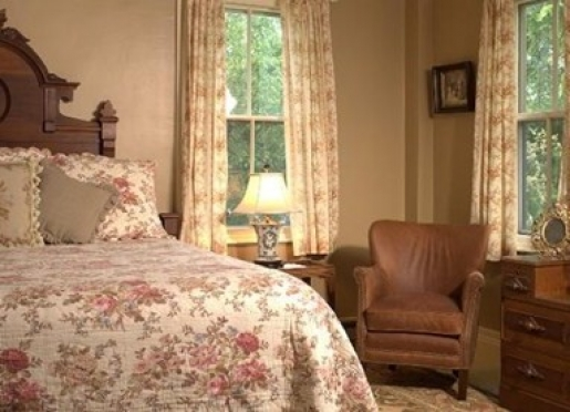 Room 5 in our Cottage is a quiet place to enjoy your stay.
