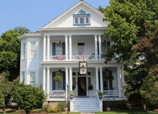 Bisland House Bed and Breakfast - Natchez, Mississippi