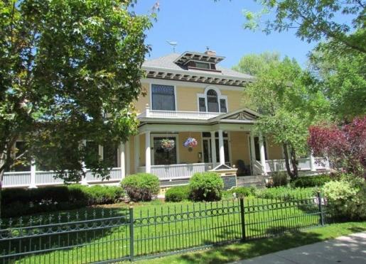 Edward`s House B&B Inn - Fort Collins, Colorado