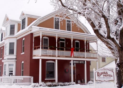 Bross Hotel B&B - Paonia, Colorado