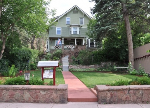 Avenue Hotel Bed and Breakfast - Manitou Springs, Colorado