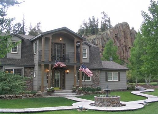 Arbor House Inn B&B on the River - South Fork, Colorado