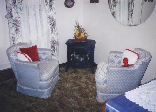 East Room Sitting Area