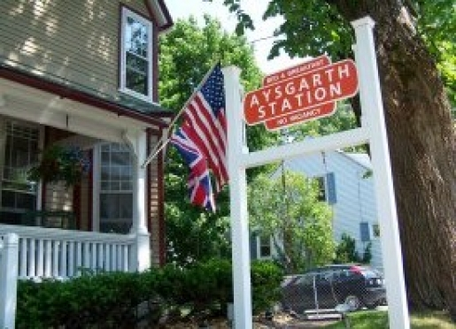 Situated in downtown Bar Harbor