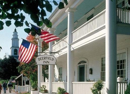 The inn was built as an inn in 1884
