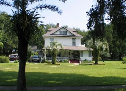 Alling House B&B - Deland, Florida