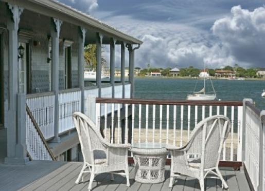 Bayfront Marin House - St. Augustine, Florida