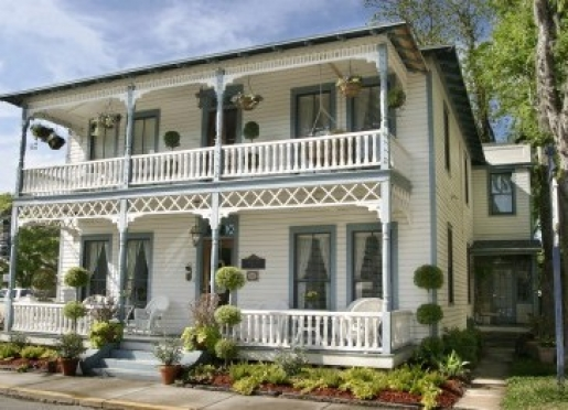 Carriage Way Bed and Breakfast - St. Augustine, Florida
