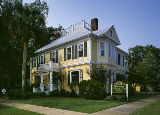 Coombs House Inn - Apalachicola, Florida