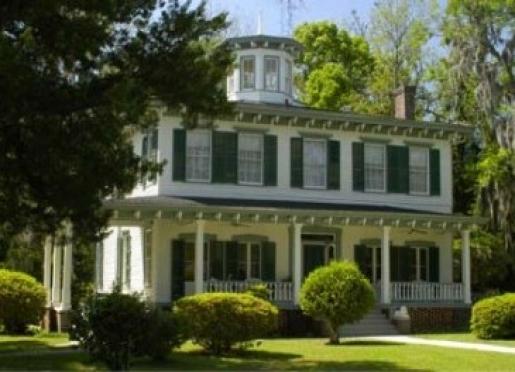 1872 John Denham House - Monticello, Florida