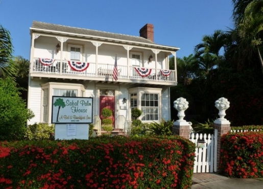 Sabal Palm House Bed & Breakfast Inn - Lake Worth, Florida