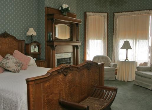 The Amanda guest room