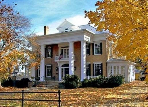 Trinkle Mansion - Wytheville, Virginia
