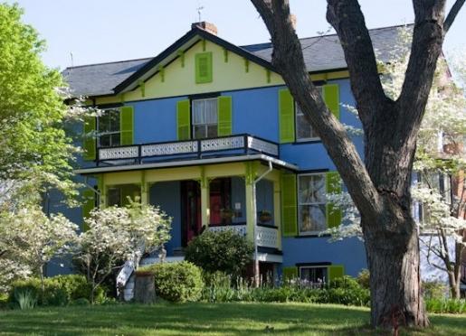 High Meadows Vineyard Inn - Charlottesville, Virginia