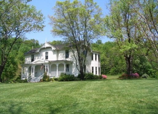 Orchard House Bed & Breakfast - Lovingston, Virginia