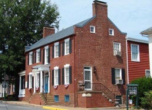 Holladay House - Orange, Virginia