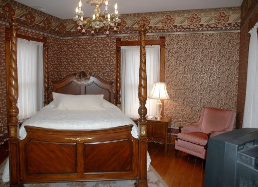 Nauvoo Grand - A Bed & Breakfast Inn   Nauvoo, Illinois