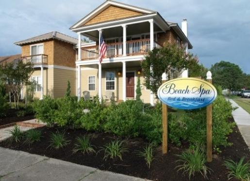 Beach Spa Bed and Breakfast - Virginia Beach, Virginia