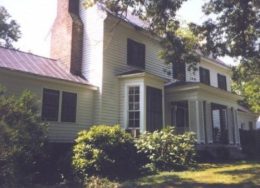 Oak Grove Plantation B&B - South Boston, Virginia