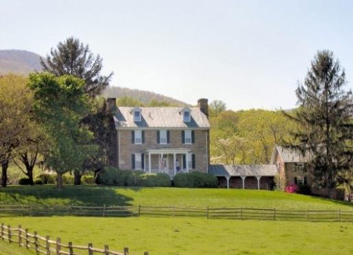 Caledonia Farm-1812 - Flint Hill, Virginia