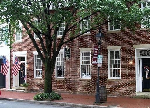Richard Johnston Inn - Fredericksburg, Virginia
