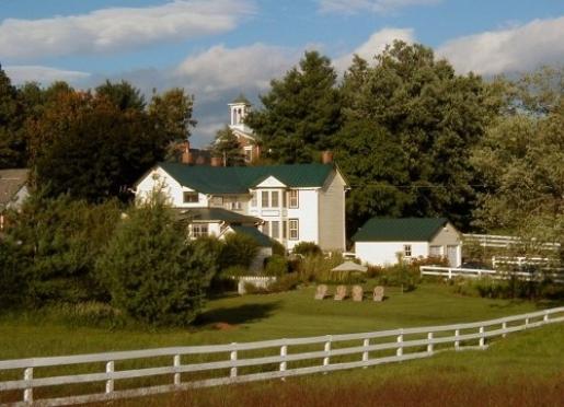 Foster Harris House - Washington, Virginia