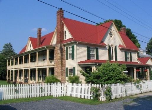 Hummingbird Inn - Goshen, Virginia
