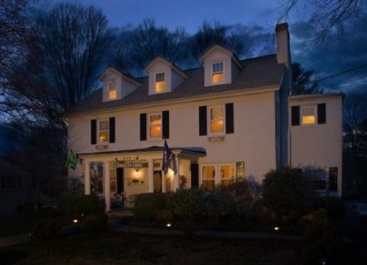 A B&B at Llewellyn Lodge - Lexington, Virginia
