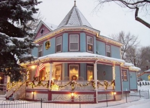 Holden House 1902 Bed & Breakfast Inn - Colorado Springs, Colorado