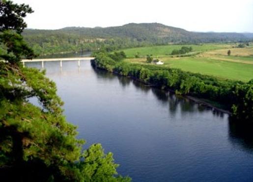 Scenic Hwy 5 Bridge over the WHITE RIVER