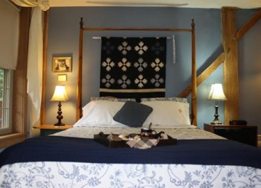 Blue Harvest Room