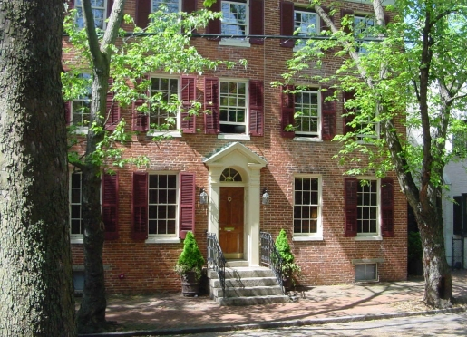 Two-O-One Bed & Breakfast - Annapolis, Maryland